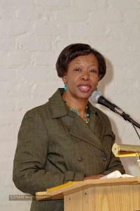 Annette Buchanan - UBE Earl B. Scott Chapter President